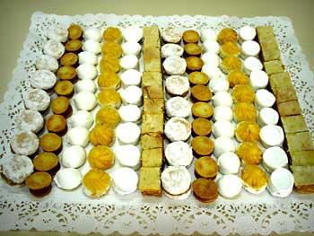 Banqueter a pasteler a consistorial for Canape para coctel